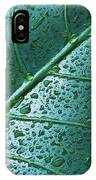 Elephant Ear Leaf IPhone Case