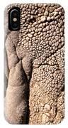 Elephant Eye Closeup  IPhone Case