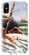 Elephant Mountain Ranch IPhone Case
