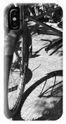 Elgin Bicycle Shadow IPhone Case