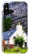 Elgol Cottage, Skye IPhone X Case