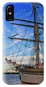 Elissa Sailing Ship IPhone Case