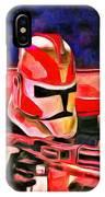 Elite Trooper - Da IPhone Case