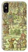 Elizabeth I, 1533-1603 IPhone Case