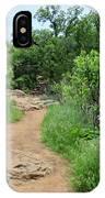 Elk Mountain Trail IPhone Case