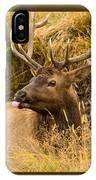 Elk Raspberry For Tom IPhone Case