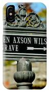 Ellen Axson Wilson IPhone Case