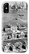 Ellis Island, 1933 IPhone Case