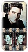 Elvis Presley Montage IPhone Case