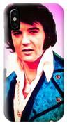 Elvis Presley The King 20160117 IPhone X Case
