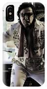 Elvis....sort Of IPhone Case