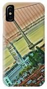 Embarcadero Horizon IPhone Case