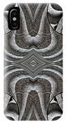 Embellishment In Concrete IPhone Case