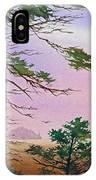 Embrace Of Dawn IPhone Case