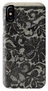Embroidered Lace IPhone Case