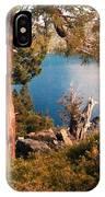 Emerald Bay Overlook IPhone Case