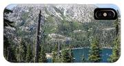 Emerald Bay With Mountain IPhone Case