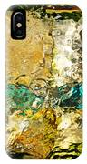 Emerald Bow IPhone Case
