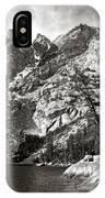 Emerald Lake Colorado IPhone Case