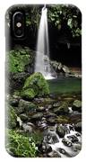 Emerald Pool IPhone Case