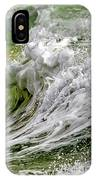 Emerald Storm IPhone Case