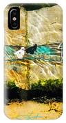 Emerald Tide IPhone Case