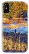 Emerging Marsh IPhone Case