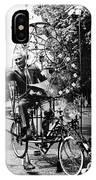 Emett: Lunacycle, 1970 IPhone Case