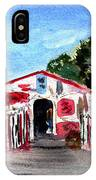 Emiles Road Side Grocer IPhone Case