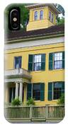 Emily Dickinson House IPhone Case