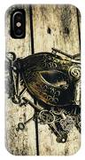 Emperors Keys IPhone Case