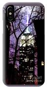 Empire State From Madison Park 1 IPhone Case