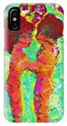 Encaustic  Love IPhone Case