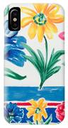 Enchanted Florals IPhone Case