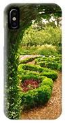 Enchanted Garden IPhone Case