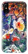 Enchanted Garden IPhone Case