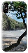 Enchanted Rocks Koki Beach Haneoo Hana Maui Hawaii IPhone Case