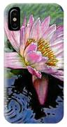 End Of Summer Shower IPhone Case