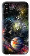 Endless Beauty Of The Universe IPhone Case