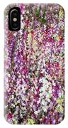Endless Field Of Flowers IPhone Case