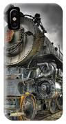 Engine 460 IPhone Case