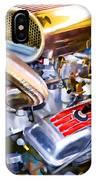 Engine Compartment 5 IPhone Case
