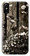 English Garden Noir IPhone Case