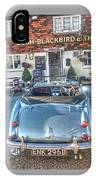 English Pub English Car IPhone Case