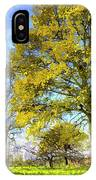 English Summer Farm Art IPhone Case
