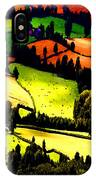 English Summer Fields IPhone Case