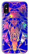 Enigma In Abstraction IPhone Case