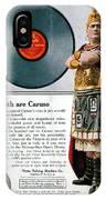Enrico Caruso (1873-1921) IPhone Case
