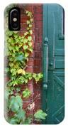 Enter Vine Door IPhone Case