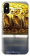 Enthroned Goddess IPhone Case